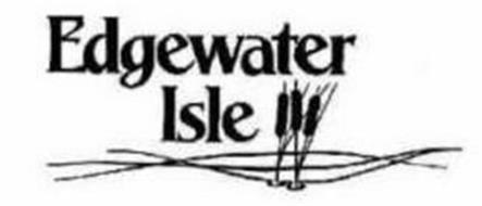 EDGEWATER ISLE