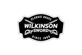 CLASSIC SHAVE WILKINSON SWORD SINCE 1898