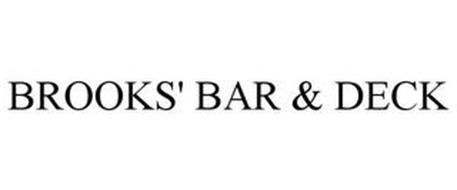 BROOKS' BAR & DECK