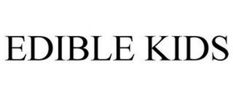 EDIBLE KIDS