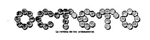 OCTETO LA REVISTA DE LOS ORDENADORES