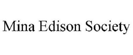 MINA EDISON SOCIETY