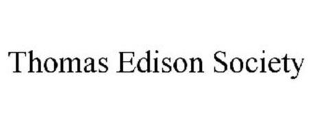 THOMAS EDISON SOCIETY