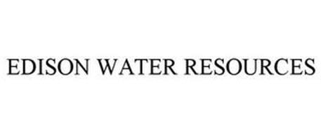 EDISON WATER RESOURCES