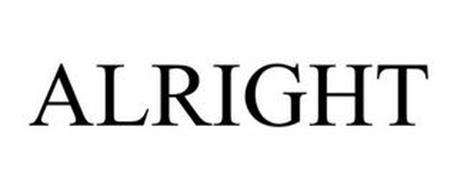 ALRIGHT