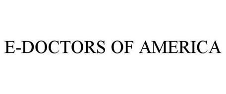 E-DOCTORS OF AMERICA