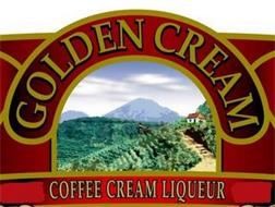 GOLDEN CREAM COFFEE CREAM LIQUEUR