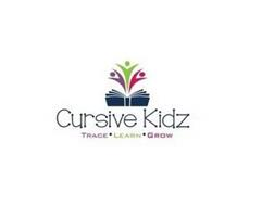 CURSIVE KIDZ TRACE·LEARN·GROW