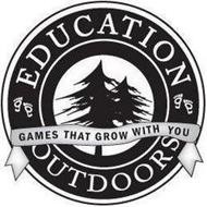 EDUCATION OUTDOORS GAMES THAT GROW WITH YOU
