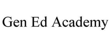 GEN ED ACADEMY