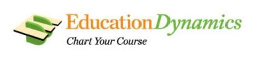 EDD EDUCATION DYNAMICS CHART YOUR COURSE