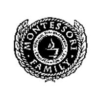 MONTESSORI FAMILY OFFICIAL SEAL OF APPROVAL EDUCATION FOR LIFE