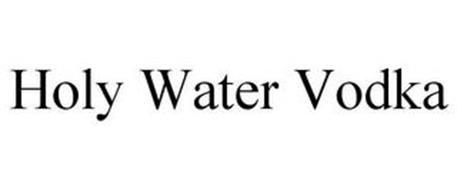 HOLY WATER CHARLESTON VODKA