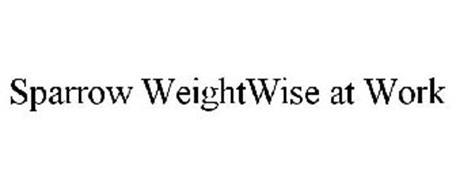 SPARROW WEIGHTWISE AT WORK