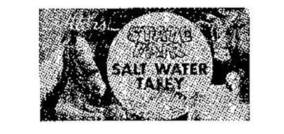 SUTTER'S STATE FAIR SALT WATER TAFFY