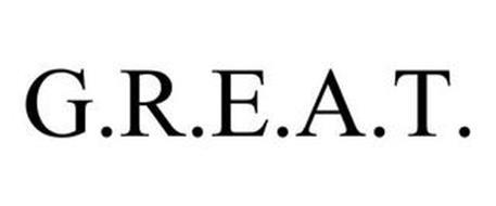 G.R.E.A.T.