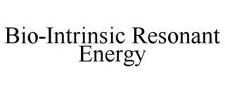 BIO-INTRINSIC RESONANT ENERGY