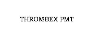 THROMBEX PMT