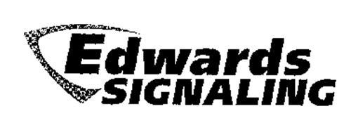 edwards signaling trademark of edwards systems technology