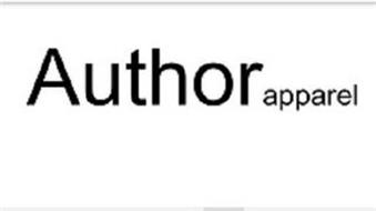 AUTHORAPPAREL