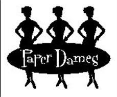 PAPER DAMES