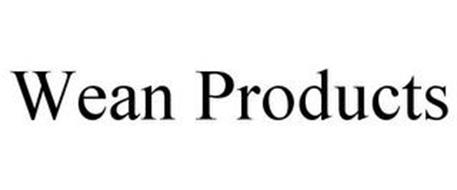 WEAN PRODUCTS