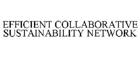 EFFICIENT COLLABORATIVE SUSTAINABILITY NETWORK