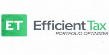 ET EFFICIENT TAX PORTFOLIO OPTIMIZER