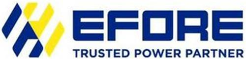 EFORE TRUSTED POWER PARTNER