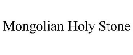 MONGOLIAN HOLY STONE