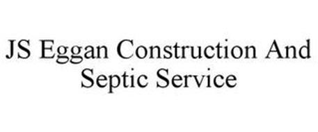 JS EGGAN CONSTRUCTION AND SEPTIC SERVICE