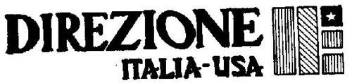 DIREZIONE ITALIA-USA