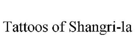 TATTOOS OF SHANGRI-LA