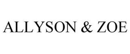 ALLYSON & ZOE