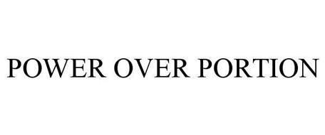 POWER OVER PORTION