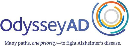 ODYSSEYAD MANY PATHS, ONE PRIORITY-TO FIGHT ALZHEIMER'S DISEASE.