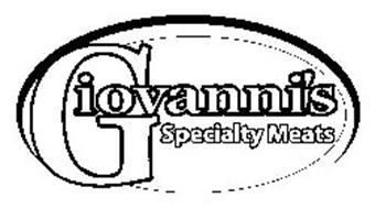 GIOVANNI'S SPECIALTY MEATS
