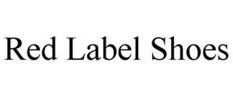 RED LABEL SHOES