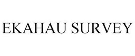 EKAHAU SURVEY