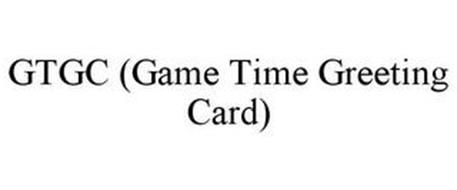GTGC (GAME TIME GREETING CARD)
