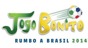 JOGO BONITO RUMBO A BRASIL 2014