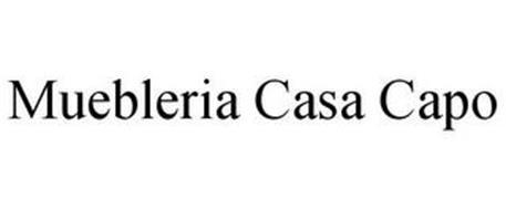 MUEBLERIA CASA CAPO