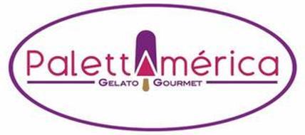 PALETTAMÉRICA, GELATO, GOURMET.