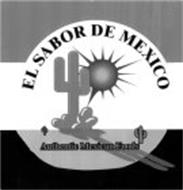 EL SABOR DE MEXICO AUTHENTIC MEXICAN FOODS