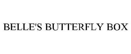 BELLE'S BUTTERFLY BOX