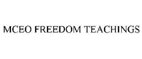 MCEO FREEDOM TEACHINGS