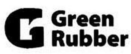 GR GREEN RUBBER