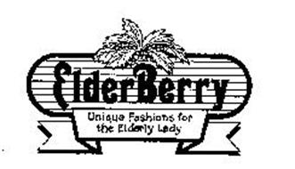 ELDER BERRY UNIQUE FASHIONS FOR THE ELDERLY LADY