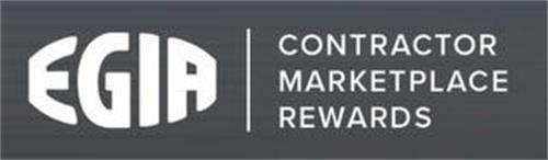 EGIA CONTRACTOR MARKETPLACE REWARDS