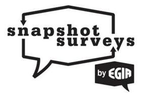 SNAPSHOT SURVEYS BY EGIA
